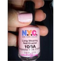 New York Color Uzun Süre Kalıcı Oje 108a