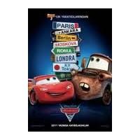 Arabalar 2 Filmi Fragmanı Ve Bilgileri
