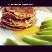 Öğrenci İşi Yemek Tarifleri: Tarçınlı Pancake