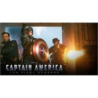 Captain America The First Avenger Açılış Hasılatı