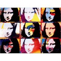 Gizemler Kraliçesi Mona Lisa Ve Aşk Nesnesi Salai