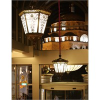 Crown Plaza İstanbul Otel Aydınlatma