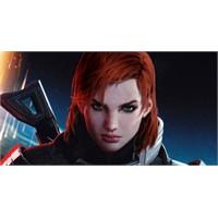 Mass Effect 3'ün Dişi Shepard'ı Yüzünü Gösterdi