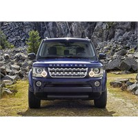 Land Rover Discovery'nin 2014 Yorumu