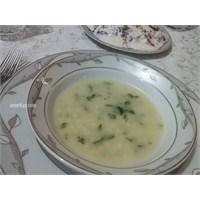 Kremalı Kuskus Çorbası