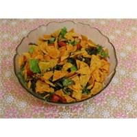 Doritoslu Yeşil Salata