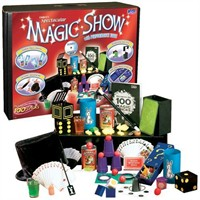 Deluxe 100 Trick Magic Suitcase