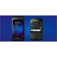 Blackberry Zor Günler Geçiriyor...
