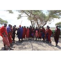 Tanzanya'da Yaşayan Masailer