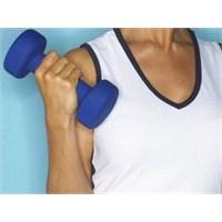 Kol Sıkılaştırmak İçin Egzersizler