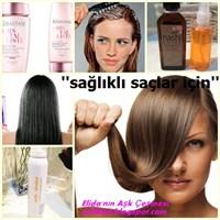 Sağlıklı Saçlar İçin Öneriler !