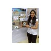 Nanoteknoloji Kongresi'nde Birincilik Ödülü