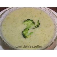 Kremalı Brokoli Çorbosı