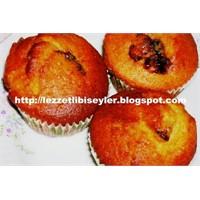 Vişneli Muffin ( Reçelli)