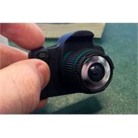 Dünyanın En Küçük Kameralarından Bir Tanesi