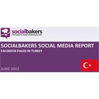 Facebook Türkiye Raporu [Haziran 2012]