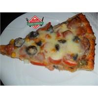 Evde Pizza Tarifi - Gurme