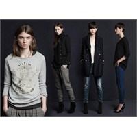 Zara 2012 Kasım Koleksiyonu
