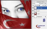 Photoshop İle Göz Rengi Değiştirmek