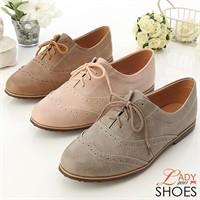 Maskülen Oxford Ayakkabılar