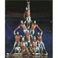 Cirque Du Soleil ''alegria'' Şovu İle Yeniden!