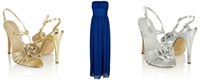 Günün Modası - Zarif Kadının Elbisesi