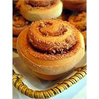 Tarçınlı Çörekler