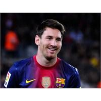 Messi'nin En İyi Performanslarını Defterde İzleyin