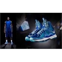 Nike Lebron X - İlhamını Pırlantadan Aldı!
