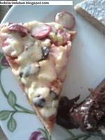 10 Dakikada Hazır Leziz Şahane Pratik Bir Pizza Ta