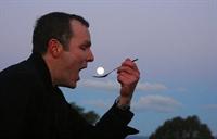 Ay İle Çekilmiş Harika Fotoğraflar