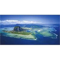 Masmavi Mauritius Adası