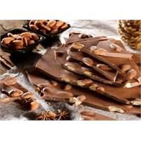 Bademli Çikolata Tarifi