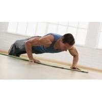 Erkekde Pilates Yapar