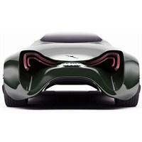 Jaguar X K X Concept Soluk Kesiyor!