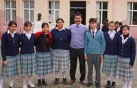 Bu Gün Benim İlk Öğretmenler Günü