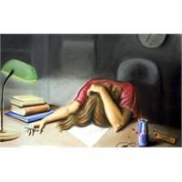 Sınav Kaygısını Psikolojik Yoldan Azaltma Yöntemi