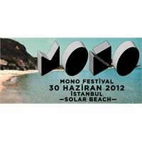Şehrin Müziği Kumsala Taşınıyor: Mono Festival