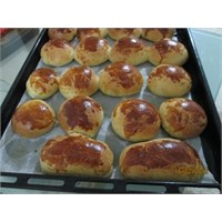 Ekmek Makinesinde Pastane Sandviçleri