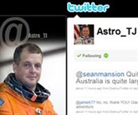 Astronotlar, Twitter'dan Sorularınızı Bekliyor
