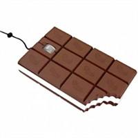 Çikolatadan Bilgisayar Faresi