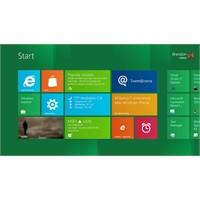 Windows 8 Ön İzleme Sürümü İle Mobile Dönüş