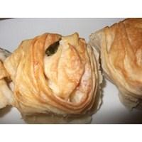 Ispanaklı Midye Börek Nasıl Yapılır