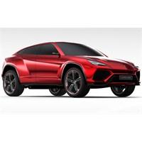 Lamborghini S U V Üretirse! Urus...