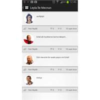 Leyla İle Mecnun Dizisi Artık Android 'de!