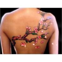 3 Boyutlu Tattoo Modelleri
