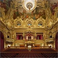 Tarihi Opera Salonları