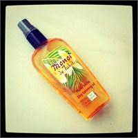 Yves Rocher Monoi De Tahiti Dry Tanning Oil