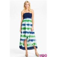 Straplez Elbise Modelleri Yeni