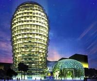 Katar Devletinden Kaktüs Görünümlü Gökdelen